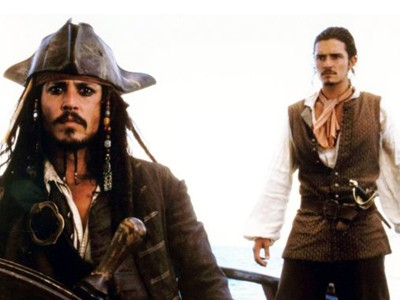Ada Pengacau Bergaya Perompak di Lokasi Syuting Pirates of Carribean 5