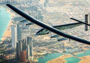 Pesawat Tenaga Surya Keliling Dunia