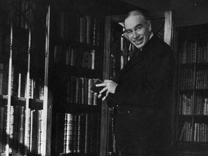 Kehidupan Seks Ahli Ekonomi John Maynard Keynes Terungkap di Buku Biografinya