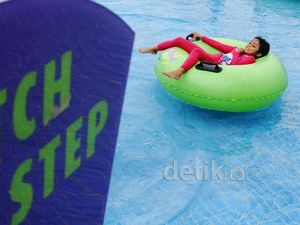 Berlibur di Go!Wet Waterpark