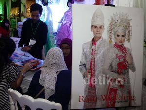 Wedding Art Festival 2 di Balai Sudirman
