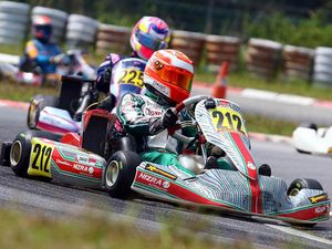Pegokart David Juliano Bidik Juara Asia