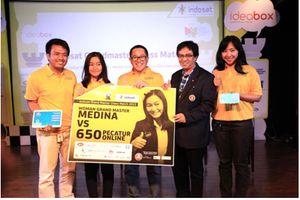 Kompetisi Catur Online Terbesar di Dunia Digelar di Indonesia