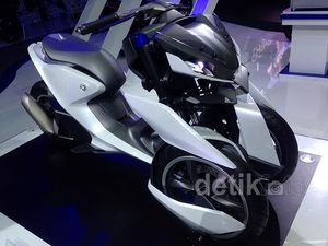 Motor Masa Depan Yamaha