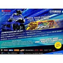 Akhir Pekan Ini Yamaha Gelar Seri Perdana Sunday Race R Cup Series 2015