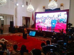 Jokowi Tak Sempat Nonton Akibat Pergaulan Bebas Karena Belum 17 Tahun