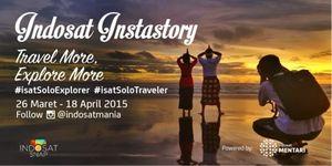 Solo Traveler, Abadikan Momen Penjelajahanmu dan Dapatkan Hadiah Menarik