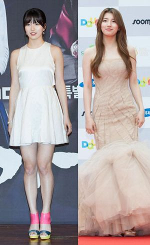 Korean Style: Transformasi Gaya Suzy Miss A, Kekasih Baru Lee Min Hoo