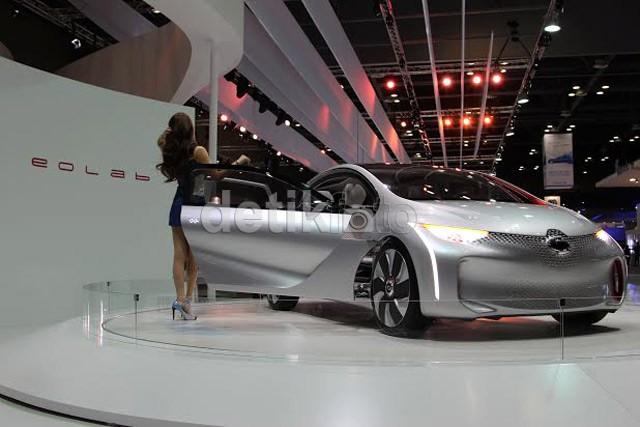 Mobil Ramah Lingkungan Hasil Kolaborasi Renault-Samsung