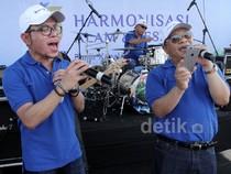 Menteri Hanif dan Basuki Konser di KBT