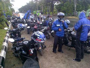 Lewati Jalur Tuban-Surabaya, Tim Jalur Utara Diusik Hujan Angin