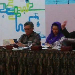 Yenny Wahid: Tolong Pak Ahok, Saya Tak Dapat Air!