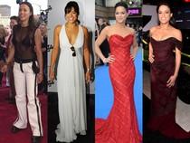 Transformasi Gaya Michelle Rodriguez Sepanjang Premiere 'Fast and Furious'