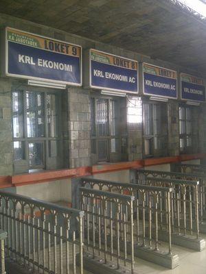 KRL Tanjung Priok-Stasiun Kota Akan Segera Beroperasi