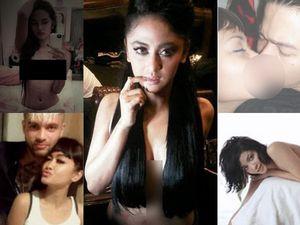 Foto-foto Syur Artis yang Menghebohkan Media Sosial (2)