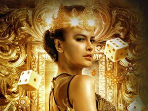 Sophia Latjuba Tampil Galak Berbalut Emas di Teaser Poster Comic 8: Casino Kings