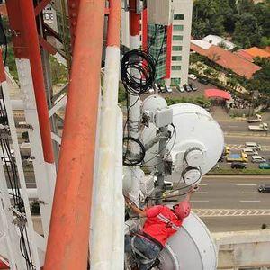 580 BTS 4G Telkomsel Siaga di Peringatan Konferensi Asia Afrika