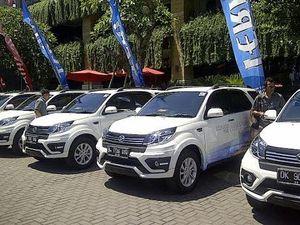 11 Daihatsu Terios Siap Jelajahi Bali