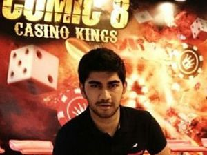 Seperti Caesar The Hunger Games, Gandhi Fernando Flamboyan di Comic 8: Casino Kings