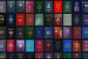 Ini Dia Paspor Paling Sakti & Paling Cupu Sedunia