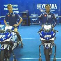 Tekad Naik Podium Pebalap Yamaha Indonesia di Kejuaraan Asia