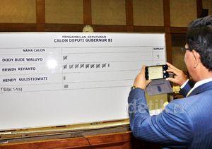 Erwin Rijanto Terpilih Jadi Deputi Gubernur BI