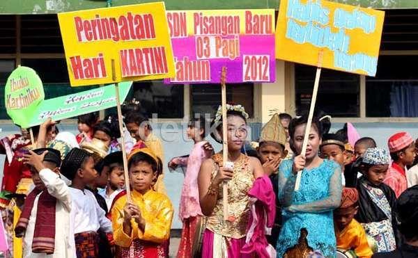 Hari Kartini, Wujudkan Aksi Nyata Tolak Kekerasan dalam Rumah Tangga