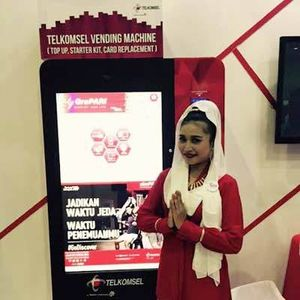 Lokasi Konferensi KAA Dilengkapi ATM 4G LTE