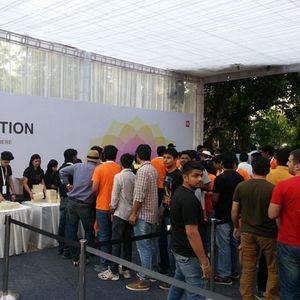 Serbuan Pasukan Oranye Mi Fans India