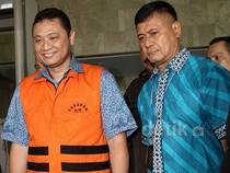 Dirut dan Direktur PT Bursa Berjangka Jakarta Ditahan