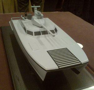 Keren, Pabrik Kapal Asal Banyuwangi Bikin Tank Laut Pertama di Dunia