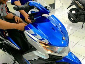 Ada Fitur Antibegal Motor, Yamaha?