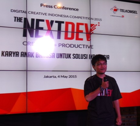 Co-Founder Raion Studio Dwi Hardyanto (rns/inet)