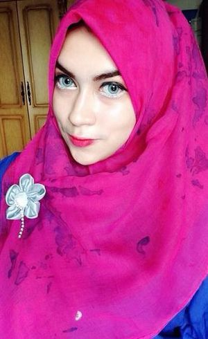 Selebgram Cantik dari Surabaya Ikut Audisi Sunsilk Hijab Hunt 2015