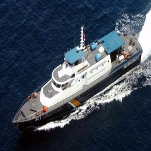 Menteri Susi Kembali Tangkap 3 Kapal Pencuri Ikan