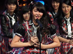 Jessica Veranda Kalahkan Melody di Pemilu JKT48 2015