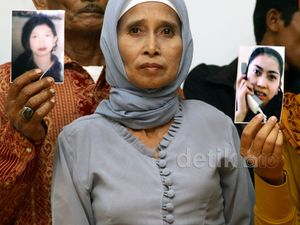 Keluarga TKI yang Terancam Hukuman Mati Datangi BNP2TKI