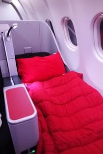 Menjajal Nyamannya Kelas Bisnis AirAsia X Bali-Melbourne