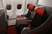 Wush! Nyamannya Kelas Bisnis AirAsia X Bali-Melbourne