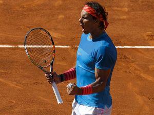Kalahkan Dimitrov, Nadal ke Semifinal