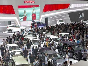 Penjualan Turun, Honda Belum Revisi Target
