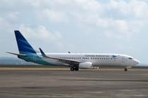 Terbang Naik Garuda, Diskon 35 % Pakai Kartu Kredit Bank Permata
