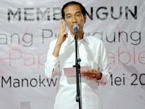 Jokowi Resmikan Kabel Optik Bawah Laut Sulawesi-Maluku-Papua