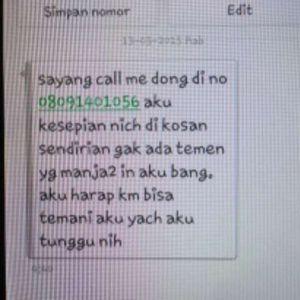 Marak SMS Cabul, Operator Diminta Buka Ruang Pengaduan