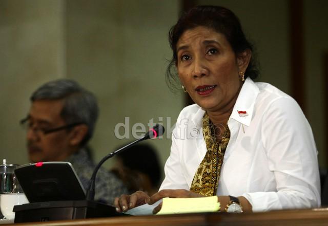 Pelaku Illegal Fishing yang Tawar Menteri Susi Rp 5 Triliun?