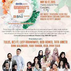 detikcom Menginspirasi Wanita Indonesia Lewat Womens Day With BNI Syariah