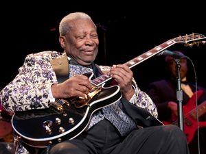 Ini Penyebab Kematian Maestro Blues B.B King