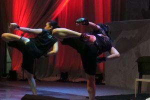 One, Two! Begini Asyiknya Body Combat Bersama Dua Trainer Cantik