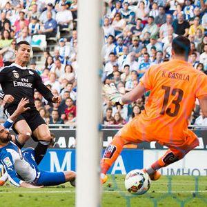 Ronaldo Hat-trick, Madrid Hantam Espanyol 4-1
