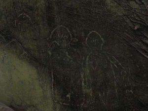 2 Lukisan Gua Paling Misterius di Papua